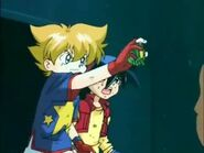 Beyblade V-Force Team Psykick Movie Arc.1 174700