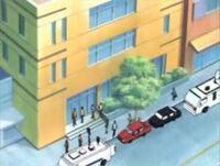 Bürogebäude der BBA