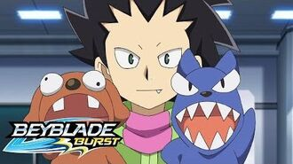 BEYBLADE BURST Meet the Bladers Ken (Pt. 2 )