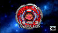 THE AXE OF DESTRUCTION