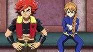 Xander and Ren Wu hangout