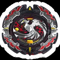 BBC Dead Phoenix 0 Atomic Beyblade