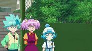 Naru, Nika, and Toko