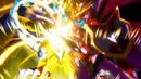 Beyblade Burst Chouzetsu Geist Fafnir 8' Absorb (Geist Fafnir 8'Proof Absorb) vs Z Achilles 11 Xtend (Z Achilles 11 Xtend+) (Corrupted)