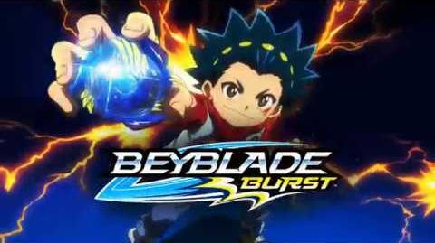 Beyblade Burst Intro HD 1080p BluRay