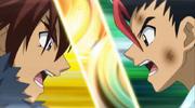 Masamune vs Chao Xin 2