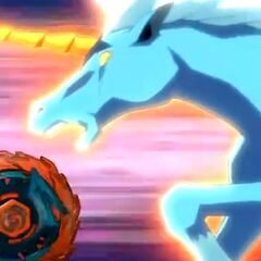 Spike Gash Strikers Bit-Beast