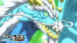 BEYBLADE BURST RISE Episode 11 Part 1 Battle in the Skies!