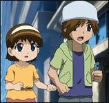 BeyBlade Kazuki and Yui