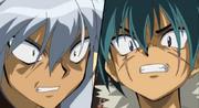 Tsubasa and Kyoya 4