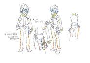 Beyblade Burst Shu Kurenai Concept Art 3