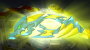 Burst Rise E1 - Ace Dragon's Golden Glow