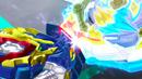 Burst Rise E4 - Sword Valtryek vs. Ace Dragon