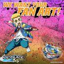 Dante's fan art promo