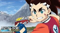 BEYBLADE BURST TURBO Episode 45 Turbo Training! Survival on the Savanna!