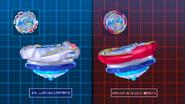 Burst Rise E2 - Ace Dragon and Glyph Dragon Stat Comparison