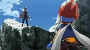Gingka vs Ryuga