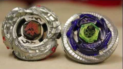 EPIC BEYBLADE BATTLE LDrago Guardian S130MB VS Duo Uranus 230WD 爆旋陀螺 ベイブレード