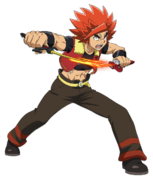 Beyblade Burst Evolution Xander Shakadera Launch