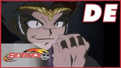Beyblade Metal Fusion Tsubasa schlägt zurück - Ep. 45 DEUTSCH!