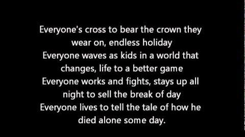 Blink 182 - Up All Night Full Song w lyrics