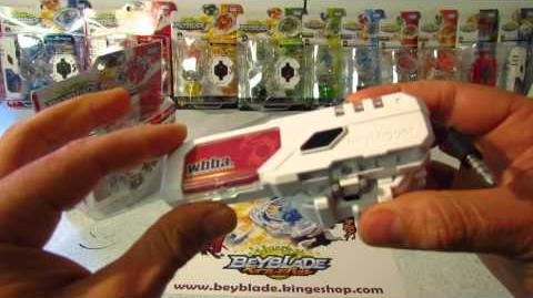 Déballage de la toupie d'Equilibre Beyblade Burst B-02 DX Starter Spriggan Spread Fusion - Unboxing