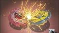 Flame Sagittario VS Cyber Pegasis
