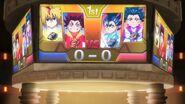 Sparking tag-team battle