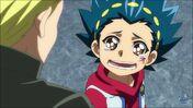 Valt's cry cute smile