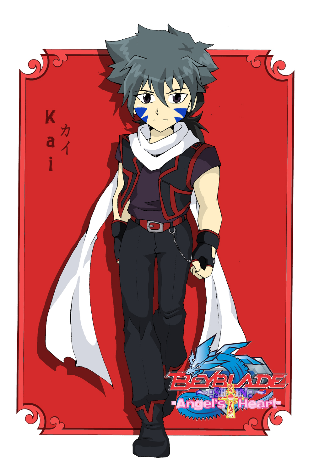 kai hiwatari beyblade angel s heart wiki fandom powered by wikia