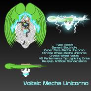 Voltaic Mecha Unicorno