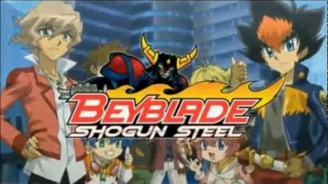 Beyblade Shogun Steel English Opening