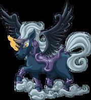 Dark equestrius back