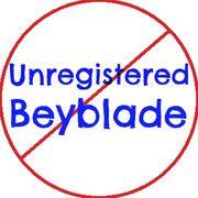 Unregistered Beyblade