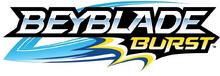 Beyblade Burst Logo