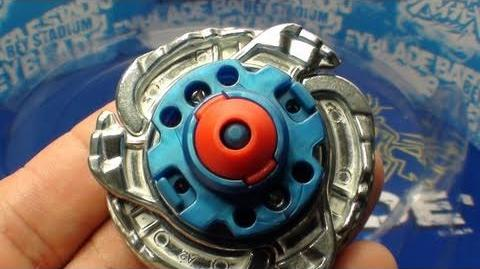 Beyblade BB-105 Big Bang Pegasis FD How to mode change.-0