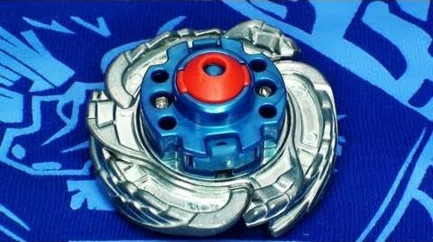 Beyblade The Mechanism of the Big Bang Pegasis's Final Drive.