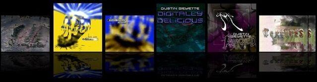 File:All album covers.jpg