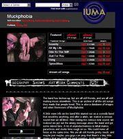 IUMA Muckphobia 1