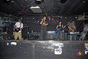 Station show - whole band