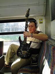 Samick guitar