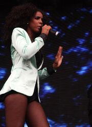 Kelly Rowland 12, 2012