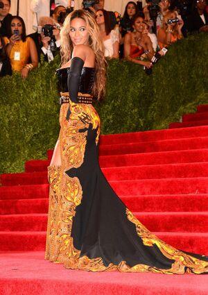Beyonce MET Gala 6