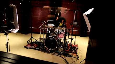 Venzella Joy on Drums (Hit Like a Girl)