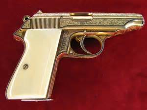 Gold Walther PP