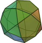 Imaginary Icosidodecahedron