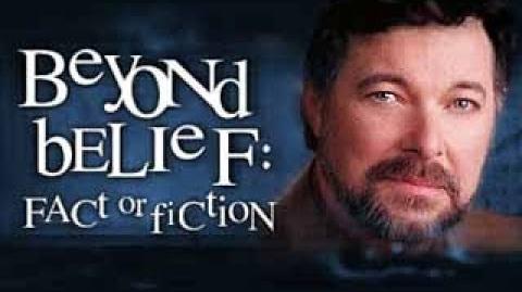 Beyond Belief Fact or Fiction Season 2 Episode 1