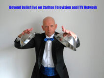 Beyond Belief live ITV hosted by BBC broadcaster Sir. David Frost 2
