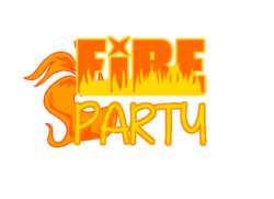 Fire Party Logo
