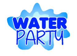 Water Party Logo